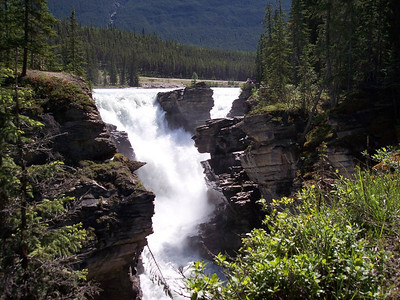 Atabasca Falls