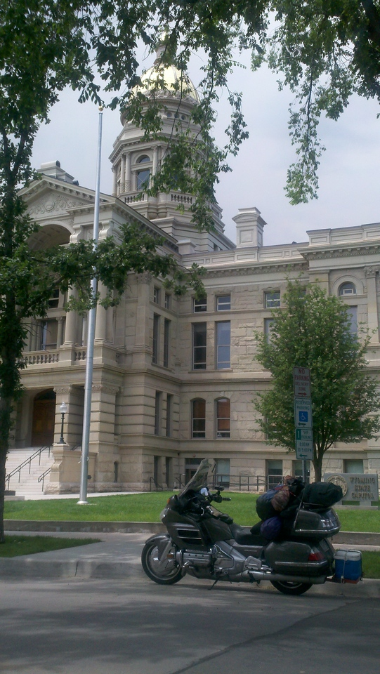 WY Capitol