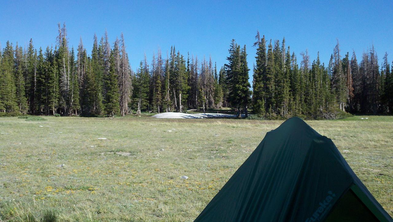 Top Snowy Range