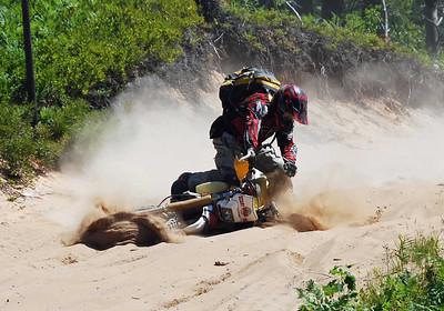 CannonTrek IX (1100 Miles, 4 Days, Sand, Rock, and Dirt)
