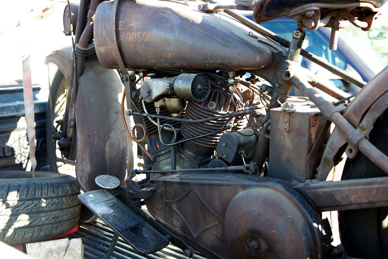 Next years winner is for sale from the back of a pick-up in Cotati CA ....owner says only 6,500 original miles.....right!<br /> All it takes is lots of time and lots of money.