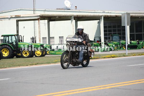 Cannonball Motorcycle Run 2010