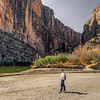 """The national park is named for a curve in the Rio Grande River called the """"big bend."""" For 1,250 miles, the river is an International Boundary between the United States and Mexico."""