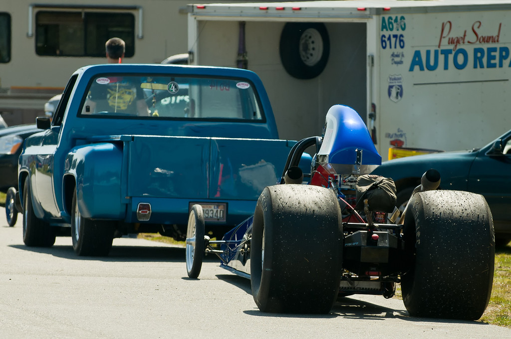 Drag Racing Bremerton 214