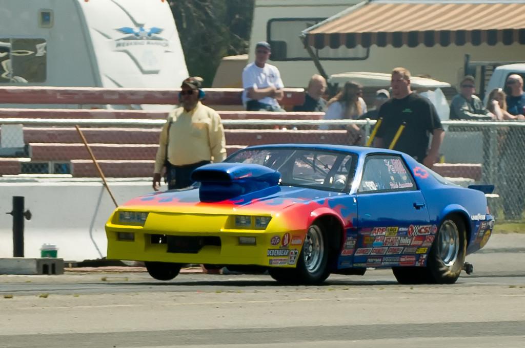 Drag Racing Bremerton 200
