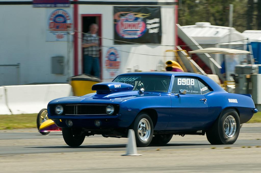 Drag Racing Bremerton 270
