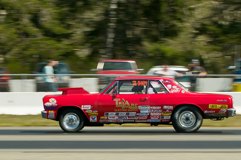 Drag Racing Bremerton 180