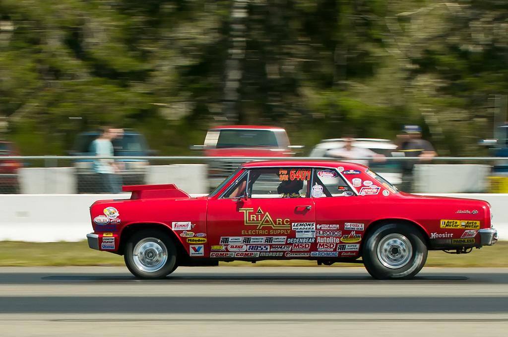 Drag Racing Bremerton 180