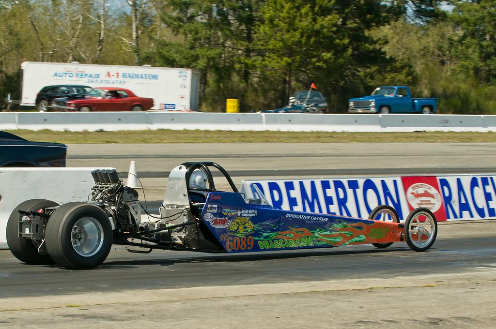 Drag Racing Bremerton 80