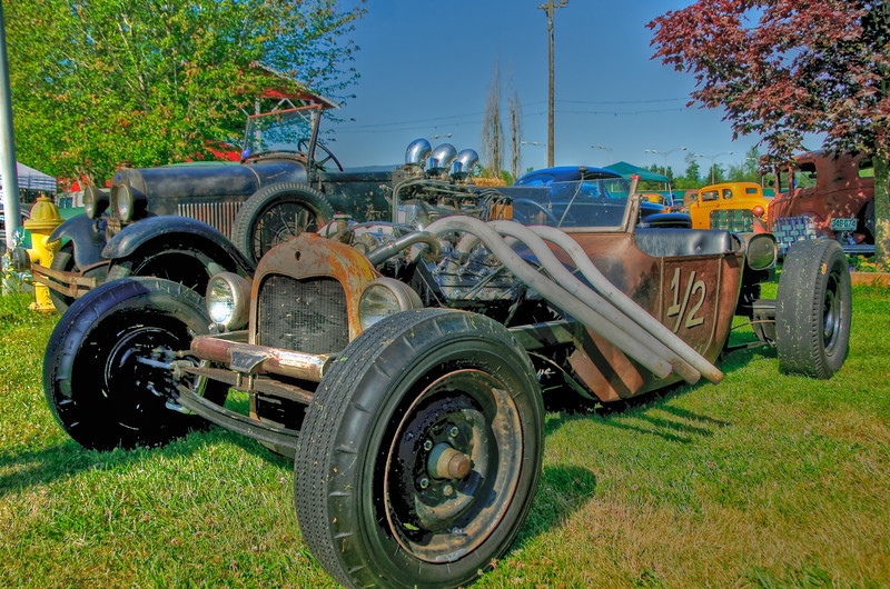 Billetproof 2009 #80 HDR
