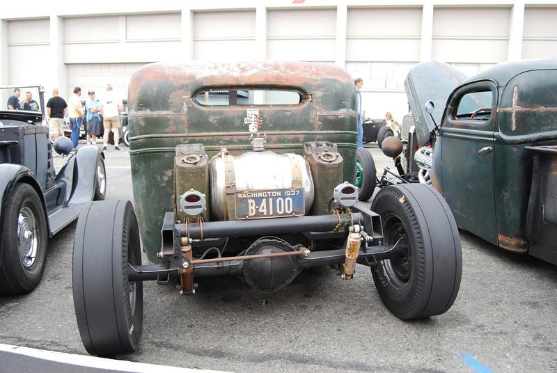 Hotrod-A-Roma 458