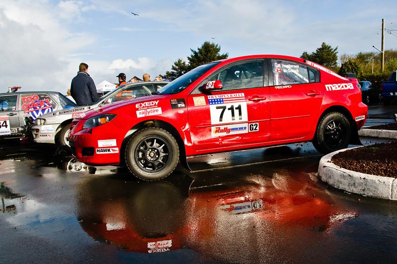 Olympus Rally 2010  #127