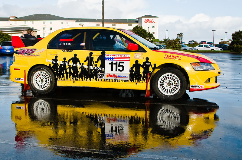 Olympus Rally 2010  #101