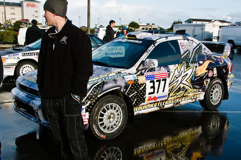Olympus Rally 2010  #95