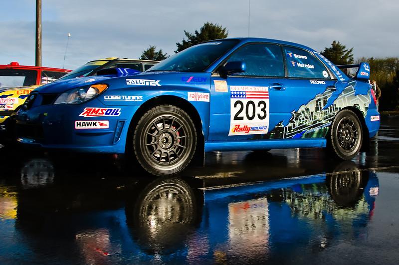 Olympus Rally 2010  #63