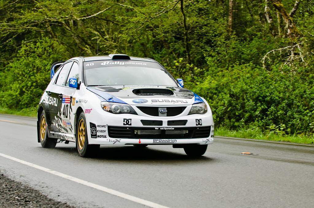 Olympus Rally 2010  #207