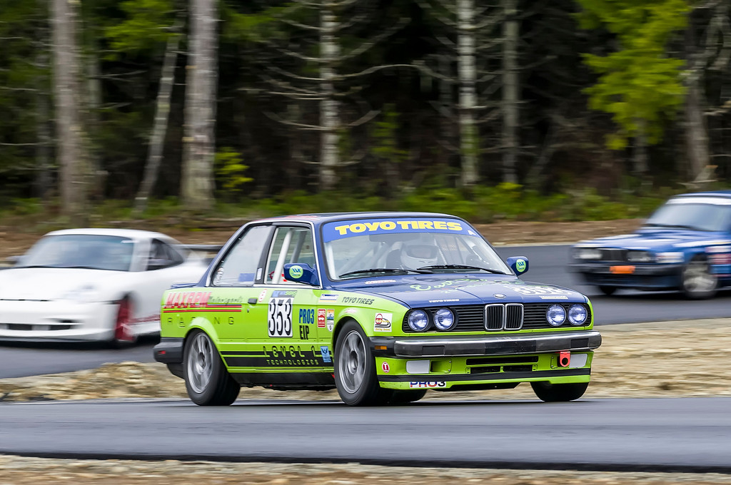 the Ridge Motorsports Park 405