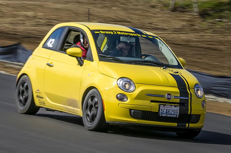 the Ridge Motorsports Park 1254