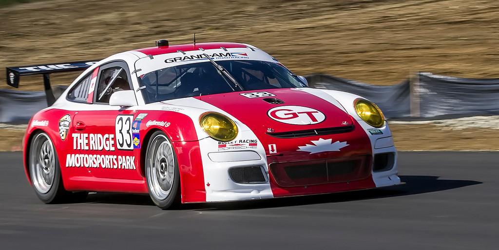 the Ridge Motorsports Park 1387