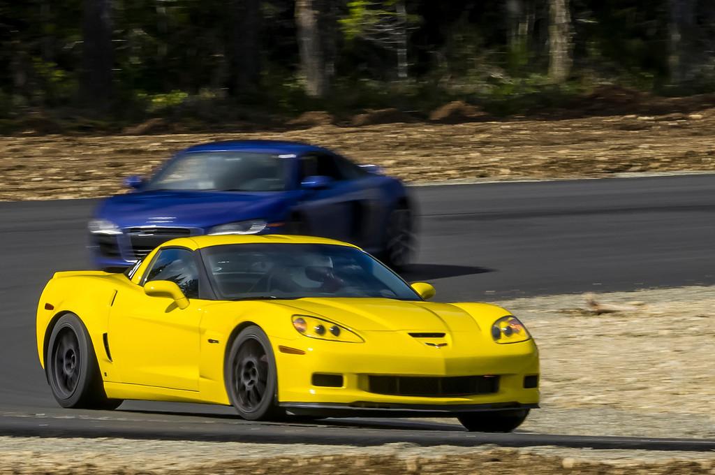 the Ridge Motorsports Park 1046