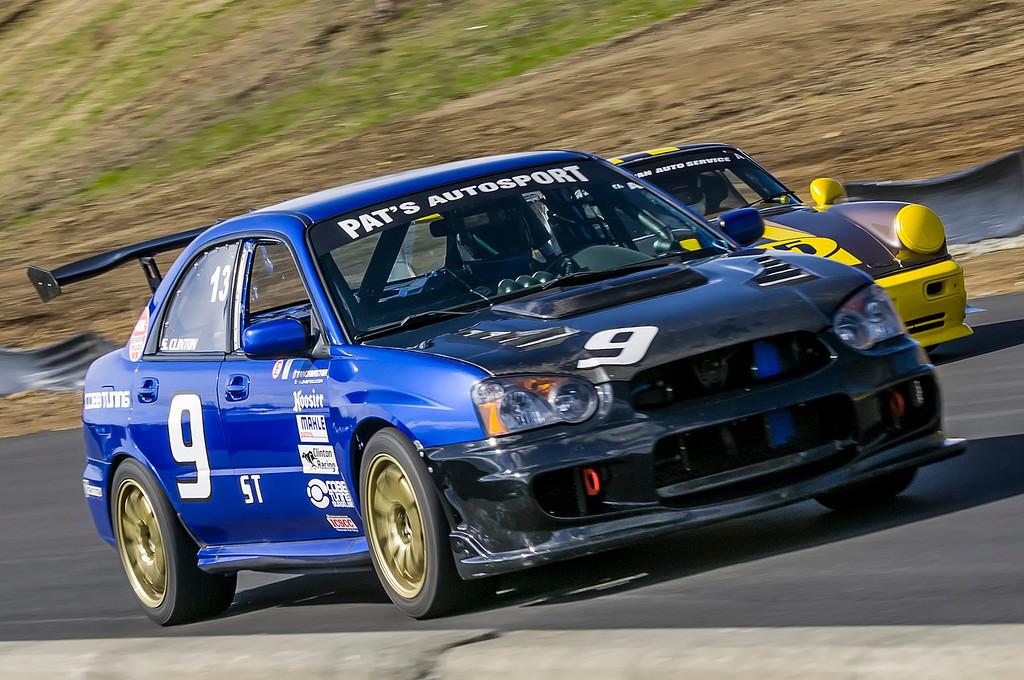 the Ridge Motorsports Park 1346