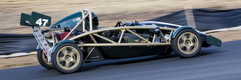 the Ridge Motorsports Park 1830