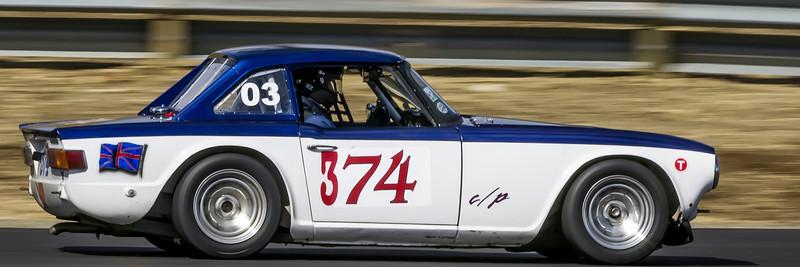 the Ridge Motorsports Park 996