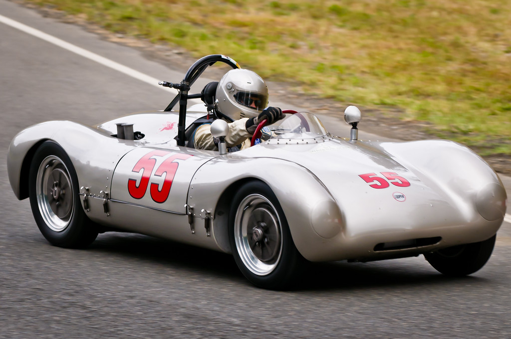 Pacific NW Historic Race #424