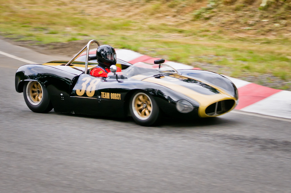 Pacific NW Historic Race #249