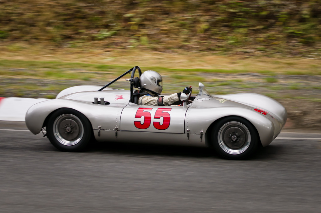 Pacific NW Historic Race #255