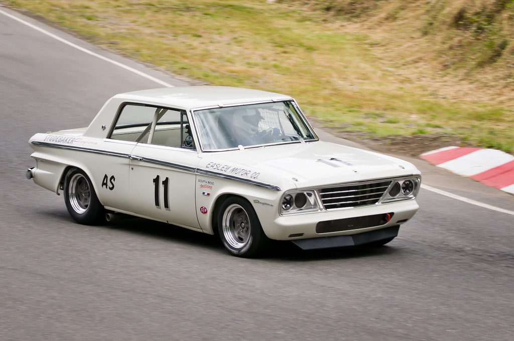 Pacific NW Historic Race #558
