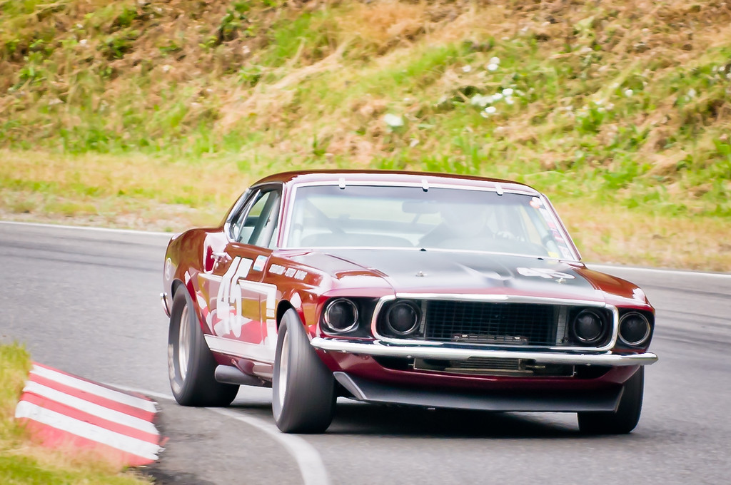 Pacific NW Historic Race #487