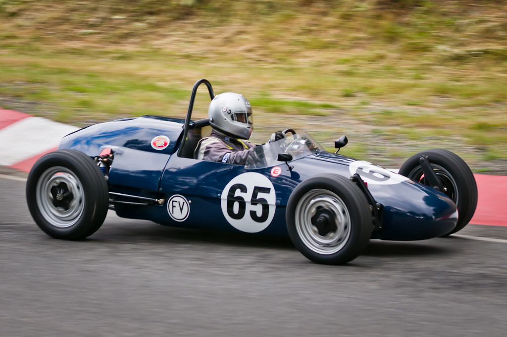 Pacific NW Historic Race #99