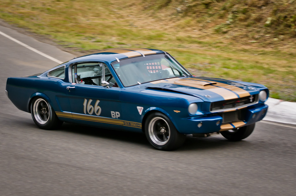 Pacific NW Historic Race #819