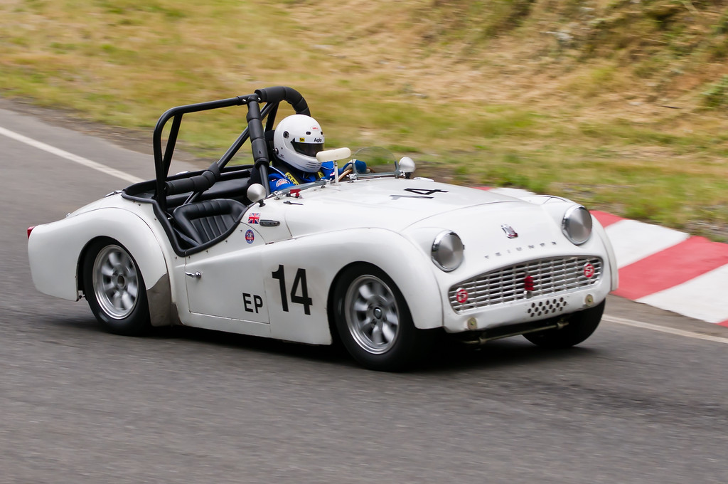 Pacific NW Historic Race #577