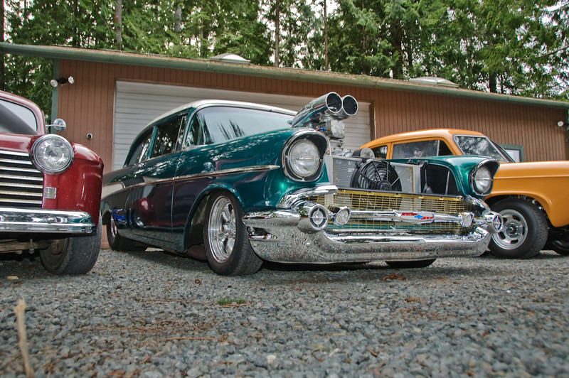 Andy's '57 Chevy.