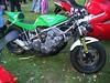 Moto Martin CBX