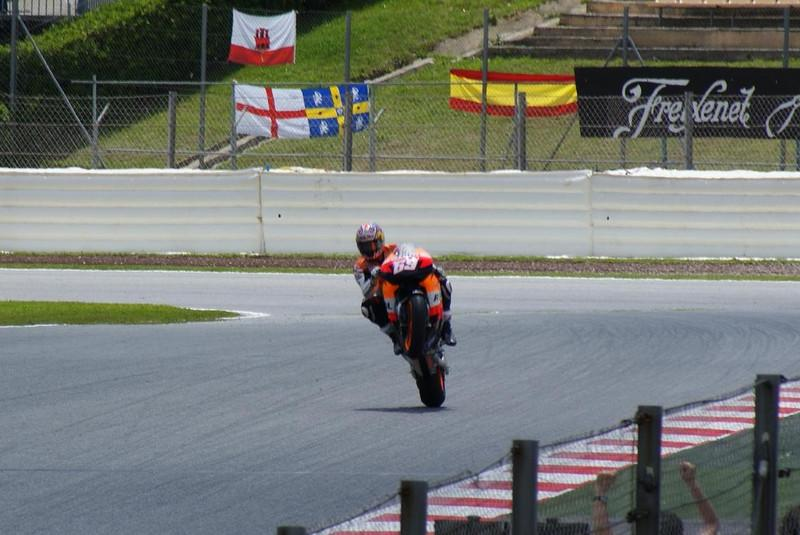 Nicky, FP2