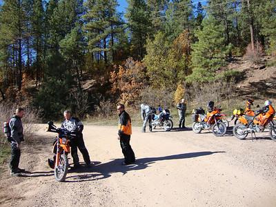 Chaco Canyon Ride Oct 2009