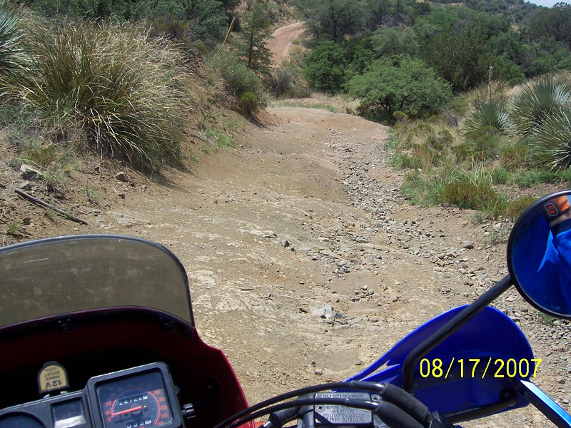 More trail examples from 07.