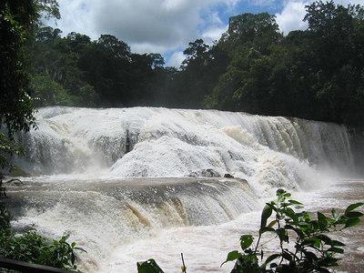 Chiapas, MX to Guatemala