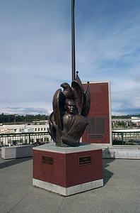 Statehood monument