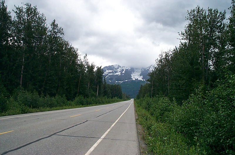 View of the Richardson Highway