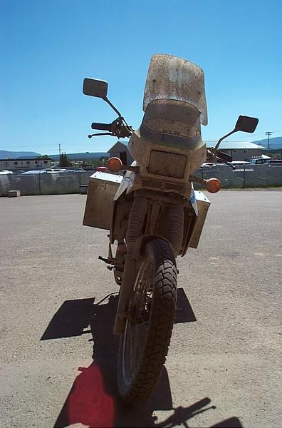 Dirty KLR 650