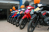 Moto shop, Colombia