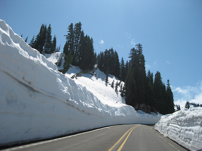 Chinook Pass 2011