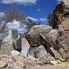 Rocks Near Falls