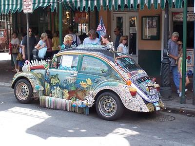 VW Bug New Orleans