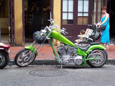 Chopper-Nicest Ride on Bourbon Street