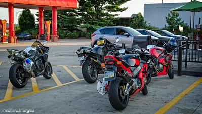 Ride Debrief @ Sheetz II